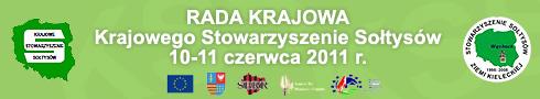 Rada Krajowa Krajowego Stowarzyszenia Sołtysów   Uniejów 20112